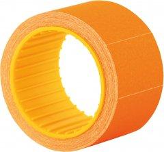Этикет-лента Economix 30 x 20 мм 200 шт/уп 10 рул. Оранжевая (E21308-06)