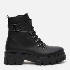 Ботинки LEOMODA 58_330/2 39 25см Черные (LM_2000000004105)