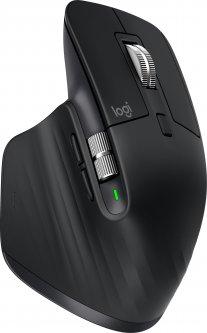 Мышь Logitech MX Master 3 Advanced Wireless/Bluetooth Black (910-005710)