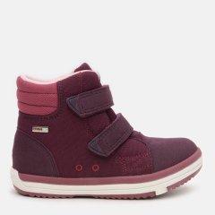 Демисезонные ботинки Reima 569344-4960 30 Темно-бордовые (6416134987928)