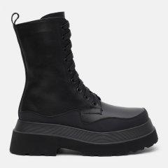Ботинки Ashoes 440002 ЧМ 38 24.5 см Черные (ROZ6400189865)