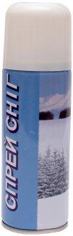 Спрей-снег Маг2000 для украшения окон и елок 250 мл (5102681400591)