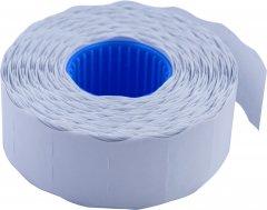 Этикет-лента Buromax 26 х 16 мм 1000 этикеток фигурная внутренняя намотка 10 шт Белая (BM.281203-12)
