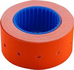 Этикет-лента Buromax 22 х 12 мм 500 этикеток прямоугольная внешняя намотка 10 шт Оранжевая (BM.282101-11)