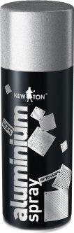 Алюминиевая эмаль New Ton Aluminium spray 400 мл (000014864)