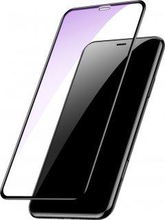Защитное стекло Baseus Arc-Surface для Apple iPhone Xs Max Black (SGAPIPH65-HE01)