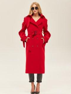 Пальто Mila Nova ПВ-93ех 42 Красное (2000000047218)