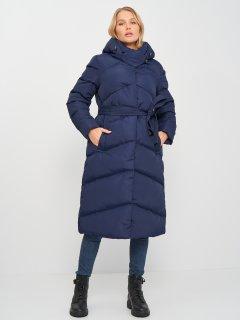 Пальто-пуховик Nui Very Магнолия 0000019927 50 Синее-934 (2100001172015)