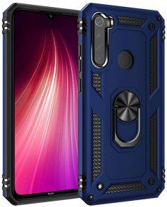 Панель BeCover Military для Xiaomi Redmi Note 8T Blue (BC_704746)