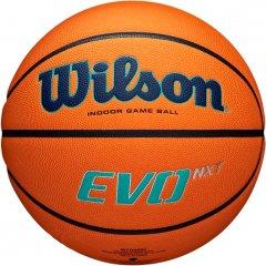 Мяч баскетбольный Wilson EVO NXT BSKT Champions League 295 Size 7 (WTB0900XBBCL)