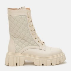 Ботинки LeoModa 21216/14 40 26 см Бежевые (2000000004471)