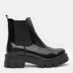Ботинки LeoModa 125_80 37 24 см Черные (2000000004860)