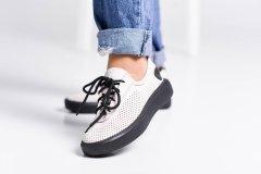 Кеди Maya Shoes 2484 Слонова кістка 40р