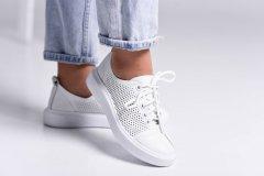 Кеди Maya Shoes 2485 Білий 38р