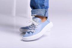 Кеди Maya Shoes 2462 Блакитний 38р