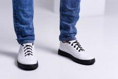 Чоловічі кеди Maya Shoes 203-1 Білі 43р