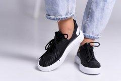 Кеди Maya Shoes 2484 Чорні 39р