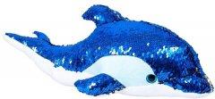 Мягкая игрушка Fancy Дельфин 39 см (DIN01) (4812501165357)