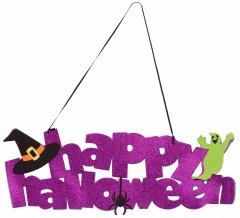 Декор Yes! Fun Хэллоуин Happy Halloween 61х20 см (973705)