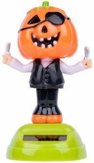 Игрушка на солнечной батарее Yes! Fun Хэллоуин Тыква 11 см (973699)