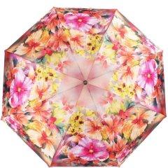 Женский компактный облегченный механический зонт Trust ztr58476-1637