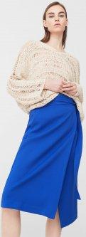 Пуловер Mango 830FC528 S Светло-серый (5000000551941)