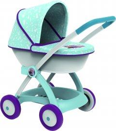 Коляска Smoby Toys Фроузен 2 с люлькой и корзиной (254147) (3032162541470)