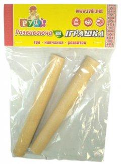 Пара деревянных клавес Руді (4820087012392)