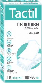 Пеленки одноразовые Tactil 90x60 10 шт (4820183970206)