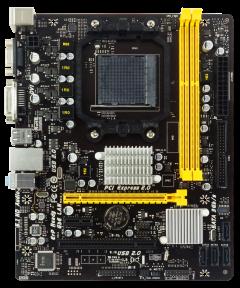 Материнская плата Biostar A960D+V3 (sAM3+, AMD 760G / SB710, PCI-Ex16)