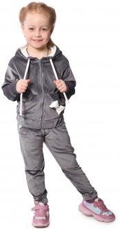 Спортивный костюм Timbo K058535 98 см Серый