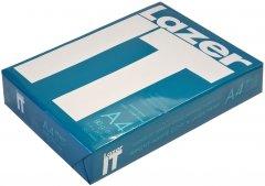 Бумага офисная Lazer IT класс B белая A4 80 г/м2 500 листов (8993242593381)