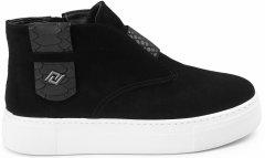 Ботинки Grand Style 10574 36 23 см Черные (ГС00358294)