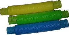 Развивающий сенсорный набор Pop Tops Гофрированные Флуоресцентные трубки 3 шт (2000992900089)