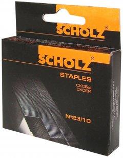 Набор скоб Scholz №23/10 10 упаковок по 1000 штук (4761/18591662476108)