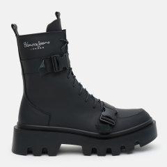 Ботинки Konors А 21021-04/2/1 38 25.6 см Черные (KN2000000492223)