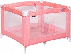 Манеж Bertoni (Lorelli) Play Pink Hippo (PLAY-pink hippo)