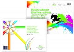 Альбом-склейка для эскизов Smiltainis А4 120 г/м2 30 л (4770644480914)