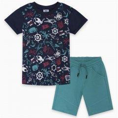 Костюм (футболка + шорты) TUC TUC 11280747 105-110 см Голубой (8434830236421)
