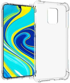 Панель BeCover Anti-Shock для Xiaomi Redmi Note 9S /Note 9 Pro /Note 9 Pro Max Clear (BC_704763)