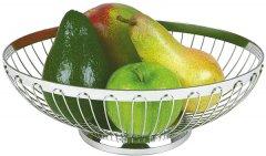 Корзинка APS для хлеба и фруктов овальная 20x15 см (30210)