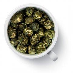 Чай зеленый One More Cup Люй Лун Чжу Жемчужина Дракона большая рассыпной 50 г (52051)