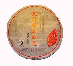 Улун One More Cup Да Хун Пао (Сильный Огонь) Блин 2007 г. 357 гр. Фабрика Гуо Янь прессованный 1 шт (52212-1)