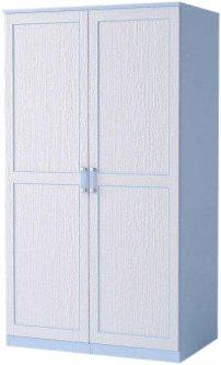 Шкаф Aqua Rodos Voyage 100 для одежды Голубой (АР000032033)