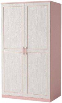 Шкаф Aqua Rodos Voyage 100 для одежды Розовый (VG-С2-100-ROSA)
