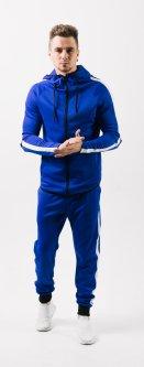 Спортивный костюм Olis-Style Полоска 6753 46 Электирик