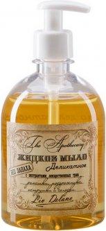 Жидкое мыло без запаха Liv Delano The Apothecary Деликатное с экстрактами лекарственных трав 480 г (4811248005438)