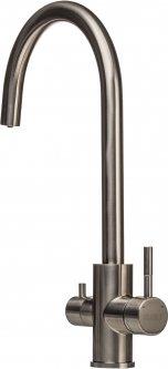 Смеситель кухонный с подключением к фильтру GLOBUS LUX Alpen SUS-0333-1