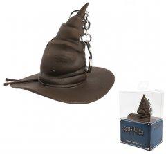 Брелок 3D ABYstyle Harry Potter Sorting Hat зі звуком 6 см (Гарри Поттер) (GIFWOW008)