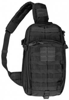 Сумка-Рюкзак 5.11 Tactical тактическая RUSH MOAB 10 56964 [019] Black 13 л (2000980241859)